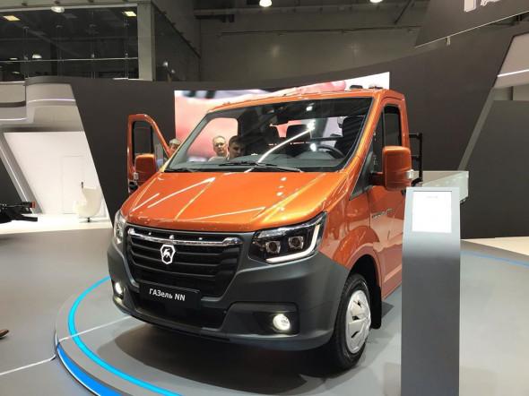 Новый легкий грузовик от ГАЗ.