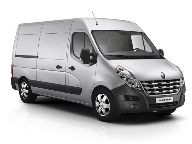 Ремонт Renault Master - коммерческий транспорт