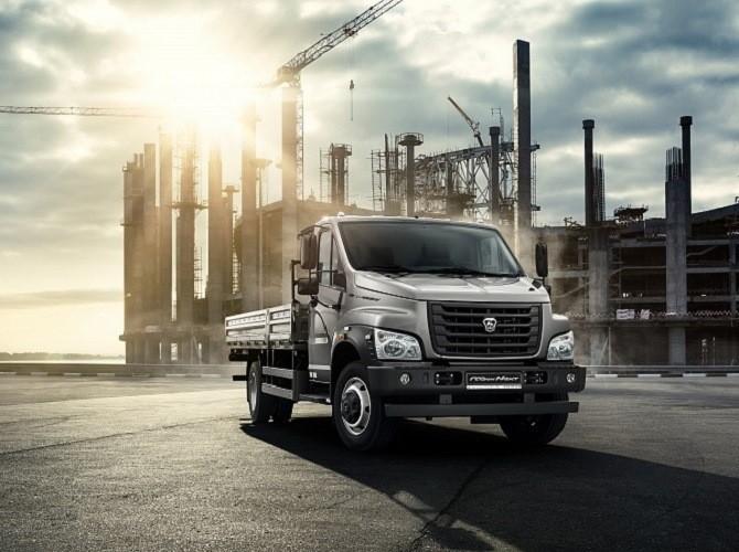 ГАЗон Next лидер продаж грузового транспорта